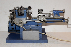 Perris Cowells ME90 lathe for sale