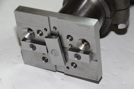 base view Potts vertical milling spindle for sale.