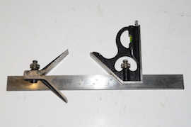 close view moore wright protractor for sale