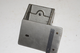 lower view myford riser block dividing head   for sale