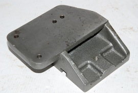 bottom view myford ML10 riser block dividing head for sale