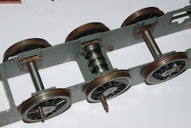 wheels view rob roy martin evans tank loco  live steam locomotive for sale