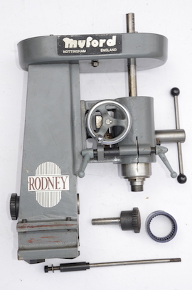 Myford Rodney milling machine for ML7 ML7R & Super 7 lathes for sale