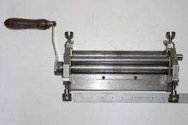 main view george thomas sheet metal rollers for model live steam hobbiest for sale