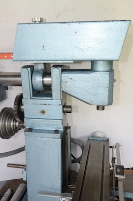 cabinet view English Sharp milling machine Town Bent for sale