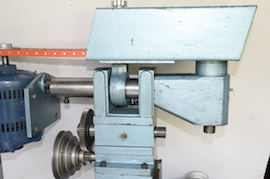 knee view English Sharp milling machine Town Bent for sale