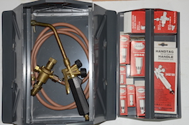 main view sievert gas torch set for sale