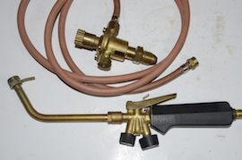 torch view sievert gas torch set for sale