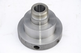 main view myford spindle nose reduction adapter big bore spindle for sale