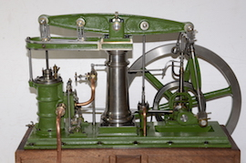 Stuart Turner Major Beam live steam engine for sale exhibition quality