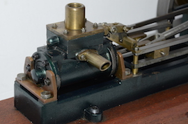 steam view stuart victoria horizontal live steam engine for sale