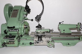 Myford Super 7 ML7 ML7R lathe for sale SK153246 front view