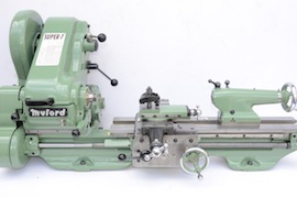 right view Myford Super 7 ML7 ML7R lathe for sale SK159818