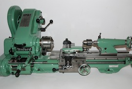 Myford Super 7 ML7 ML7R lathe for sale SK163991 front view