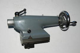 main view Myford super 7 7B ML7R tailstock for sale