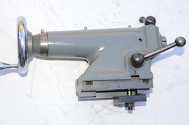 back view myford tailstock Super 7 ML7 ML7R  lathe for sale