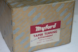 label view taper turning myford super 7 ml7 ml7r for sale