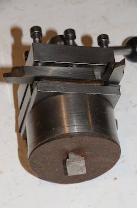 Tool post 4 way for Myford lathe for sale