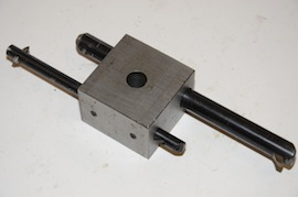 main view tool post myford lathe for sale