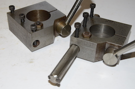 boring view adjustable height tool post holders for a myford lathe for sale