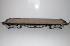 "main 5"" live steam driver's truck wagon for sale"