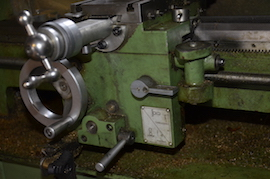 saddle Warco WMT918 lathe for sale