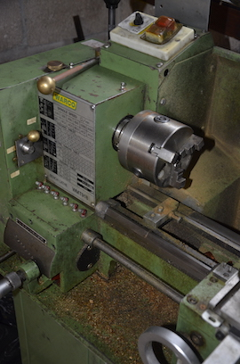 chuck Warco WMT918 lathe for sale