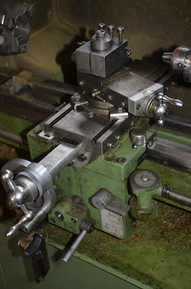 cross slide Warco WMT918 lathe for sale