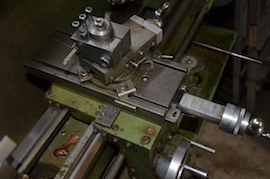 tool Warco WMT918 lathe for sale