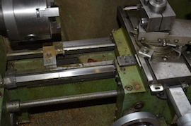 bed Warco WMT918 lathe for sale
